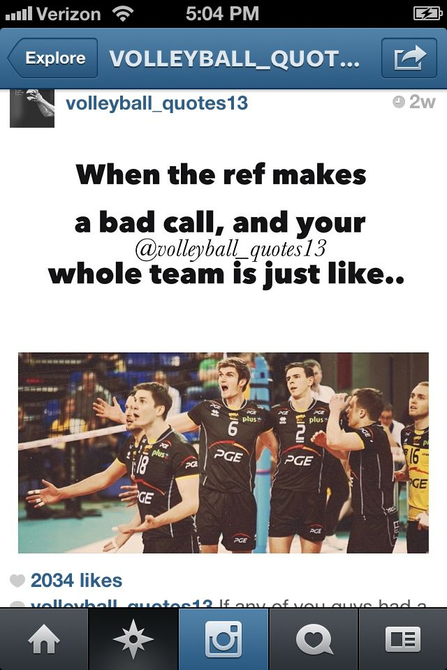Totally my team