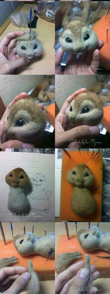 Step 1 chipmunk
