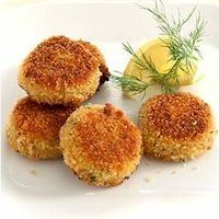 Make Broiled Crab Cakes