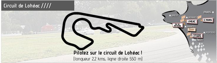 Stage de pilotage sur le circuit de Loéhac http://www.motorsport-academy.fr/stage-pilotage-circuit/loheac