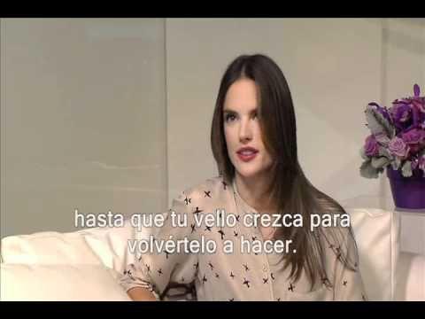 El secreto de Satin Perfect por Alessandra   Ambrosio