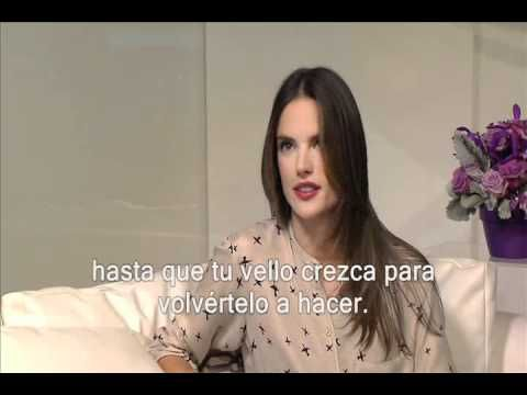 El secreto de Satin Perfect por Alessandra   Ambrosio