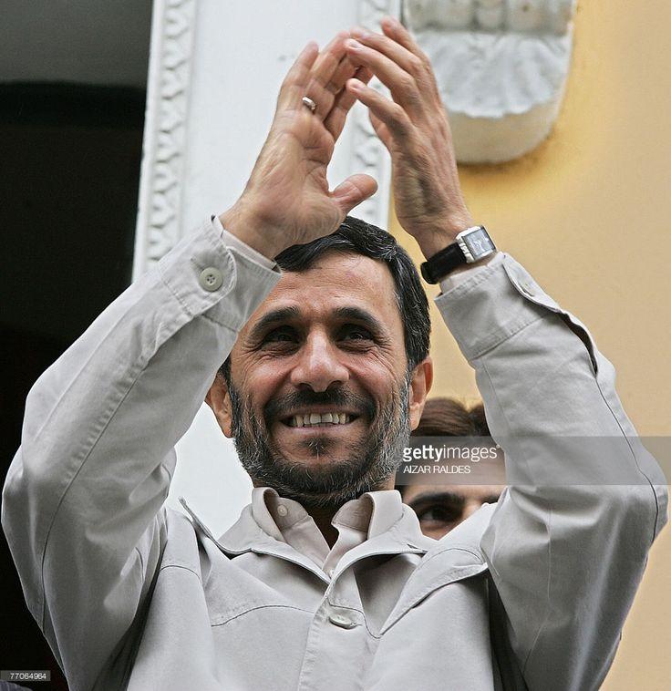 """Résultat de recherche d'images pour """"mahmoud ahmadinejad with checked shirt"""""""