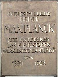 Constante de Planck - Wikipedia, la enciclopedia libre