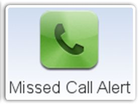 Elaboration offers very low rate missed call alert services in India. Get notification about the missed call through an instant SMS service.