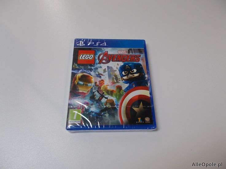 LEGO Marvel Avengers - GRA Ps4 - Opole 0484 (Opole)