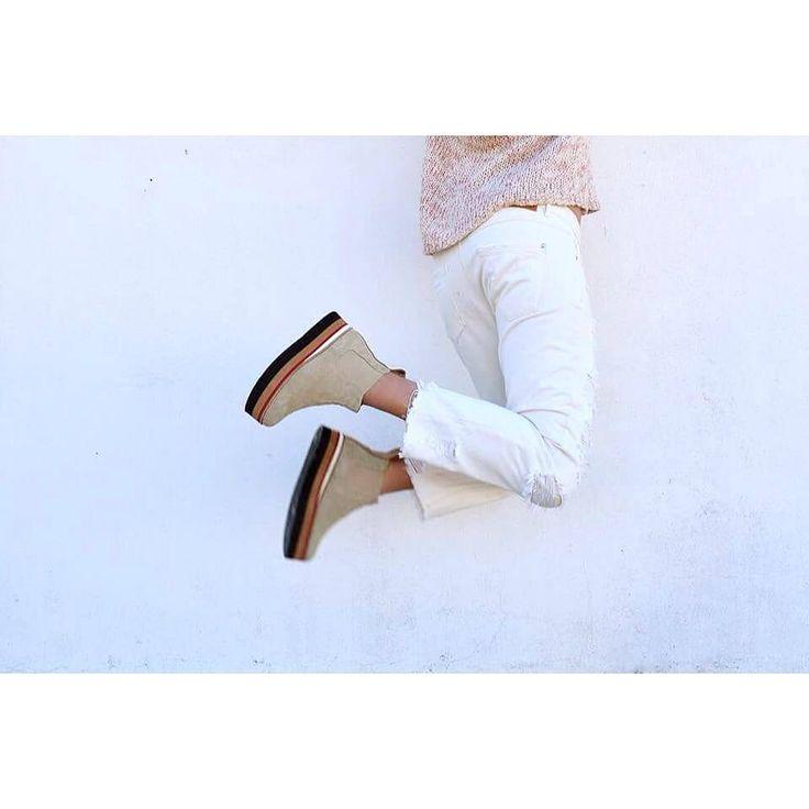 footwear NISY NIMBUS NUDE BOOTIES