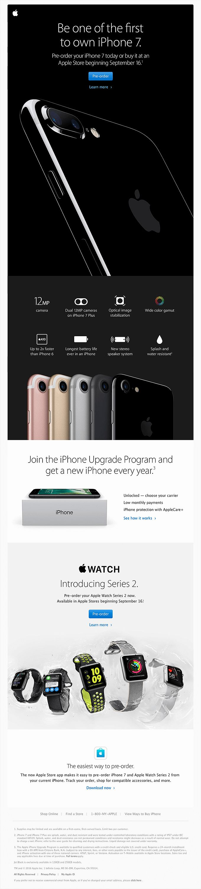 8 best email marketing product emails images on pinterest email launch of new product tease pronofoot35fo Choice Image