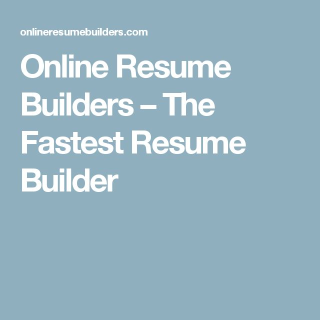 Oltre 25 fantastiche idee su Resume builder su Pinterest - resume maker software