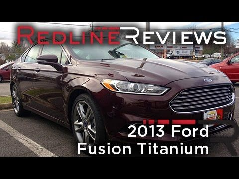Whether you want a midsize sedan that's affordable, enjoyable to drive, or one that foregoes a hefty V6 engine for something more fuel efficient, a preowned 2013 Ford Fusion Titanium is a smart choice. This model delivers on each of those must-haves,...