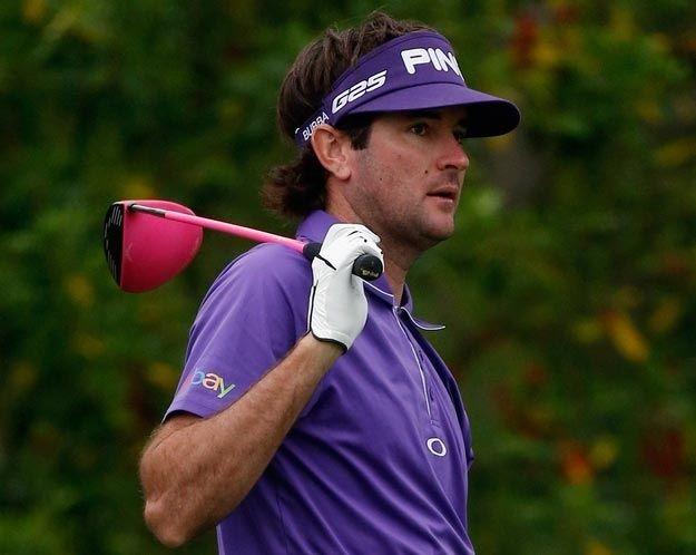 Gay professional golfers