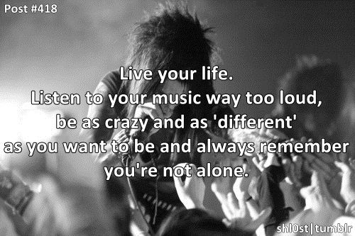 Black Veil Brides <3 Andy Biersack quote <3 <3 <3 <3 <3 <3 <3 <3