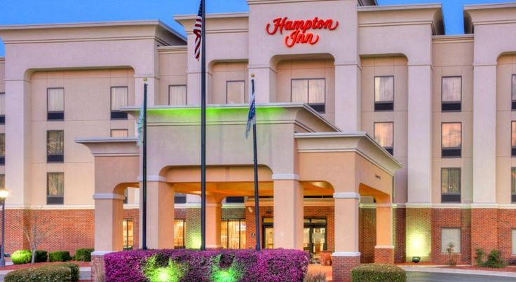 Hampton Inn Atlanta Fairburn Conveniently Located 16 Km South Of Hartsfield Jackson International