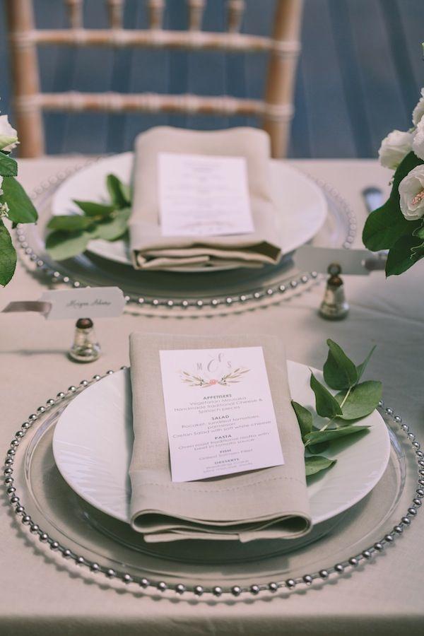 Natural Organic Wedding