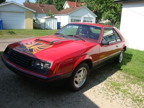 1979 Ford Mustang Cobra 2.3L Turbo