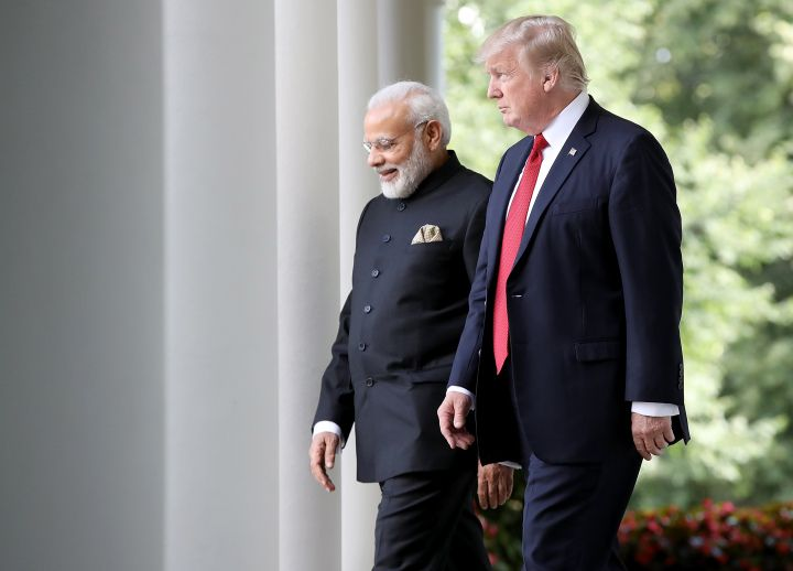 Donald Trump Urges Narendra Modi to Relax Indian Trade Barriers - Fortune