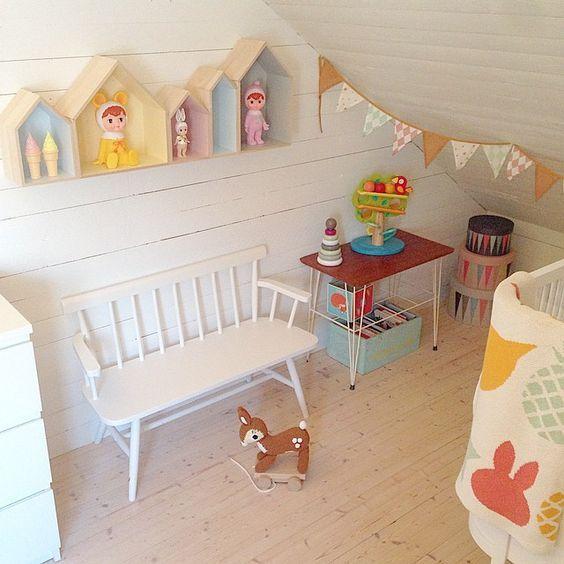 Juguetes y Decoración Vintage para niños  --  Kidsroom --