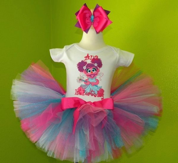 All About Abbie Pin Up Girl Clothing: Abby Cadabby 1st Birthday Ideas - Google Search