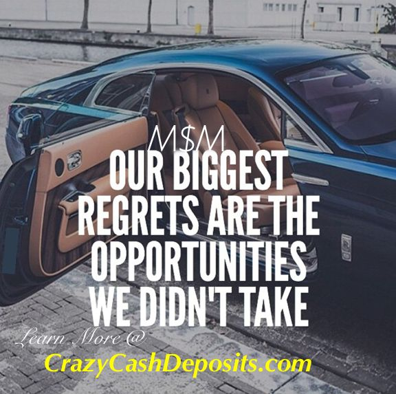 Learn How I make great money sharing cool photos http://CrazyCashDeposits.com