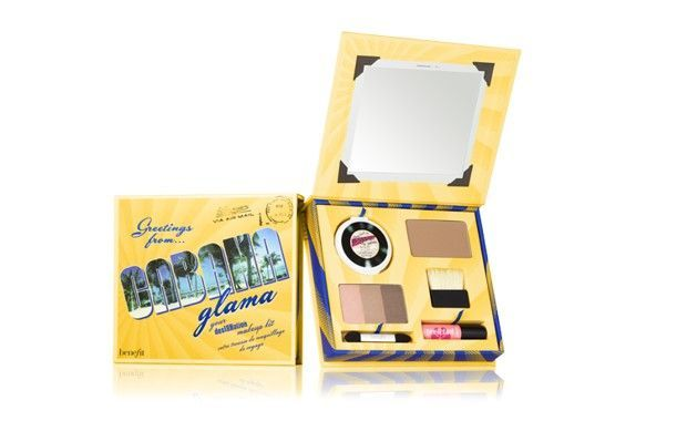 Benefit Cabana Glama Brazujacy Super Zestaw Benefit Cosmetics Makeup Reviews Benefit Eyeshadow Palette