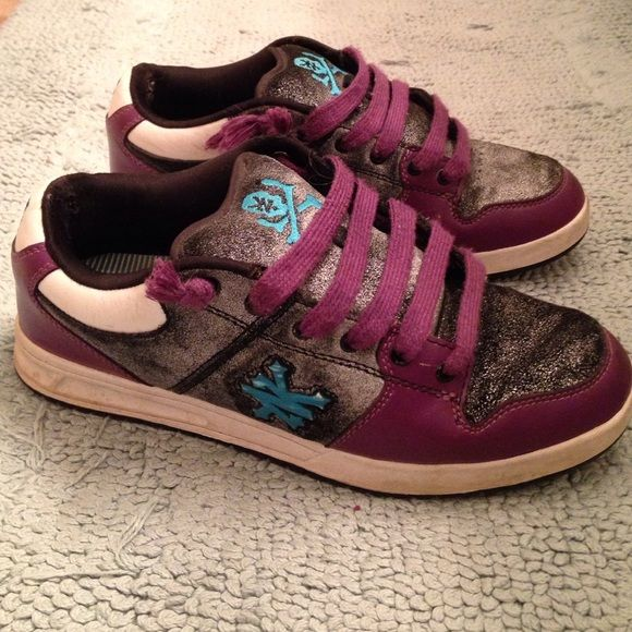 Zoo York Women's Skate Shoes Size 9 Worn but in excellent condition Zoo York Shoes Sneakers