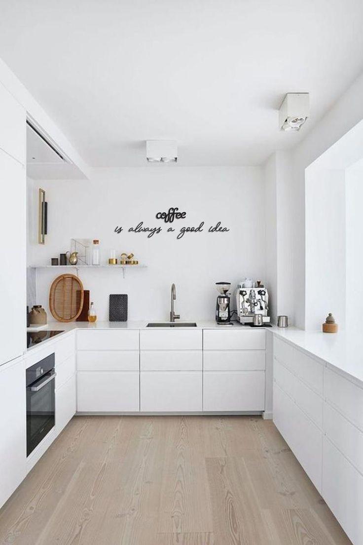 Kitchen Metal Wall Decor Coffee Is Always Good Idea Wall Art