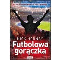 """Futbolowa gorączka - Nick Hornby  """"Zakochałem się w piłce nożnej tak, jak później zakochiwałem się w kobietach: nagle, niewytłumaczalnie, bezkrytycznie, nie myśląc o bólu ani kłopotach, jakie będą temu towarzyszyły."""" http://sklep.weszlo.com/produkt/166-futbolowa-goraczka"""