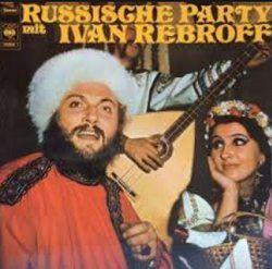 Ivan Rebroff - Russische Party mit Ivan Rebroff 1970 LP