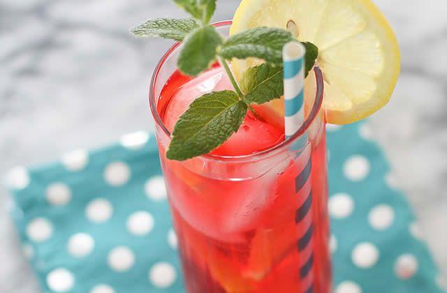 Les eaux aromatisées, l'astuce fraîcheur et bon goût à faire soi-même!