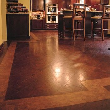 Cork flooring perfect for basement home design for Basement flooring options cork