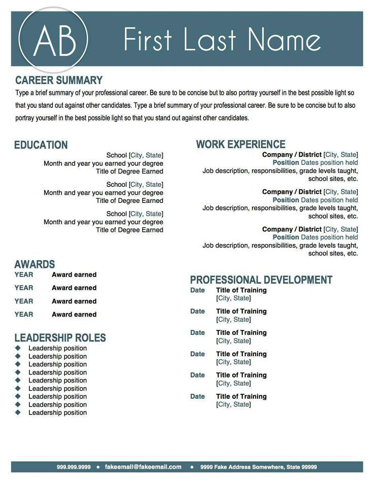 resume examples that stand out examples resume resumeexamples