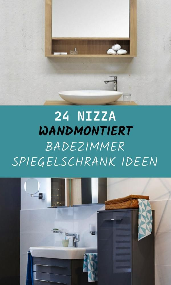 24 Nizza Wandmontiert Badezimmer Spiegelschrank Ideen Erlaubt Um In Der Lage Zu Sein Meine Eigenen Blog Website Innerhalb Dieser Anlass Ich Werde Ih Badez Di 2020