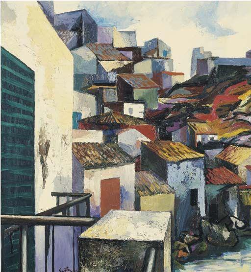 Renato Guttuso (1912-1987) | Scilla