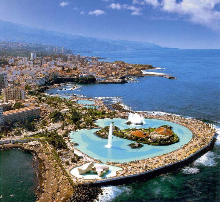 Lagos Martianez Puerto de la Cruz (Tenerife)  www.buscounchollo.com