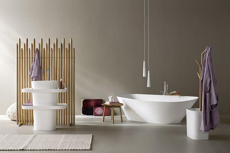 Rexa design - Collezioni bagno in Corian, Prodotti per il bagno in Corian
