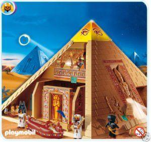 "3B SPECIAL HISTOIRE ""les égyptiens & son univers"" 4240 Pyramide égyptienne"