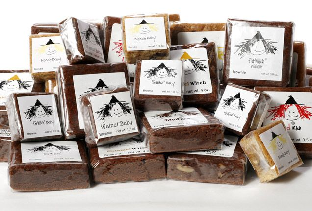 fat witch bakery brownies are heartier than a cookie but