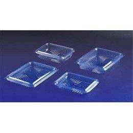 Estuches para loncheados fabricados en plástico transparente PET (politereftalato de etileno). Reciclable con buena resistencia térmica, alta transparencia y gran flexibilidad. Con tapa bisagra. Temperaturas de uso óptimo desde -40 ºC hasta 70 ºC. Diferentes medidas. http://www.ilvo.es/es/product/estuche-loncheado-pet---215-x-145-x-40
