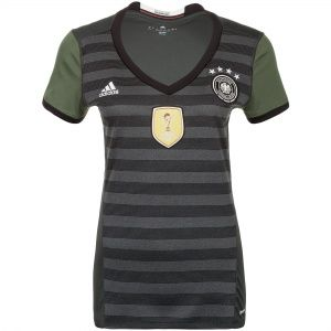 Für Stadion, Fanmeile oder Sportplatz: Das neue DFB Auswärtstrikot für Damen #DFB #adidas