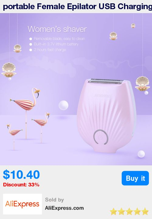 portable Female Epilator USB Charging Mini Lady Shaver Hair Removal For Leg Underarm Bikini Line body trimmer remove 34 * Pub Date: 21:32 Jan 3 2018 http://besthairremovals.com/best-hair-removal-guide/hair-removal-products-review/braun-silk-electric-hair-removal-epilator/