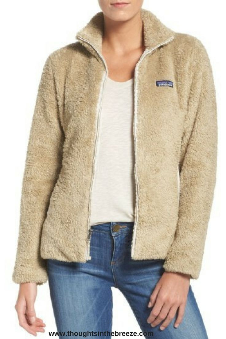 $129 Women's Patagonia Los Gatos Fleece Jacket Supersoft and plush fleece makes this cozy and versatile jacket perfect on its own or as a warm base layer when temperatures drop. Style NamePatagonia Los Gatos Fleece Jacket #patagonia, #fleece, #ShopStyle, #affiliate this contains an affiliate link