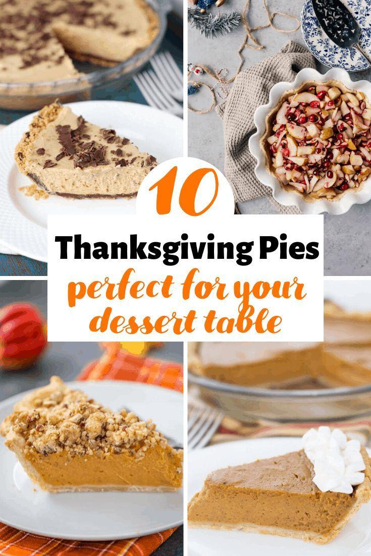 Throwback Bites Thanksgiving Pie Recipes Thanksgiving Pie Recipes Thanksgiving Desserts Kids Sweet Potato Pecan Pie