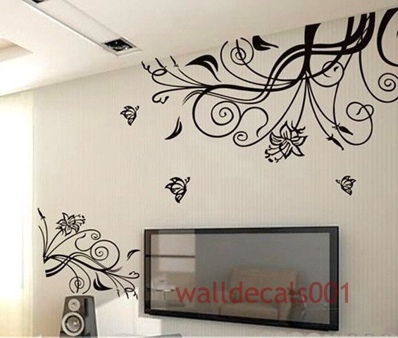 Wall Decals Wall StickersArtHome by walldecals001 on Etsy, $68.00