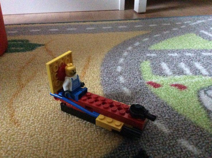 Lego bago nr. 1 mr. Bodeleer
