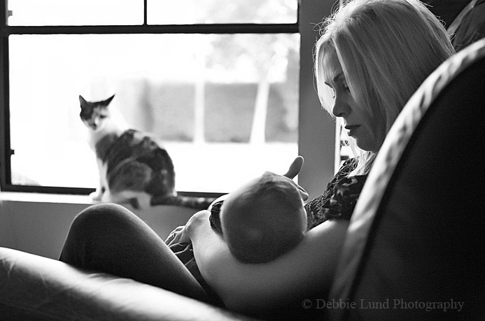 black and white photography   natural light indoors   backlight