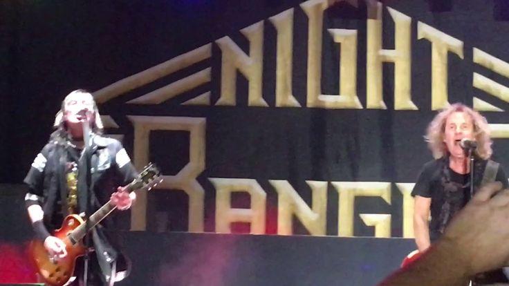 Night Ranger - Crazy Train (Ozzy Osbourne cover with Deen Castronovo) 05...