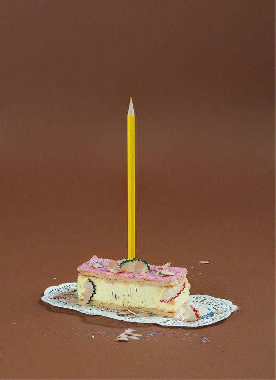 Cake by Csilla Klenyánszki