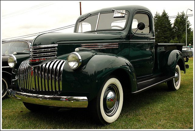 1946 Chevrolet Pickup Flickr Photo Sharing Vintage