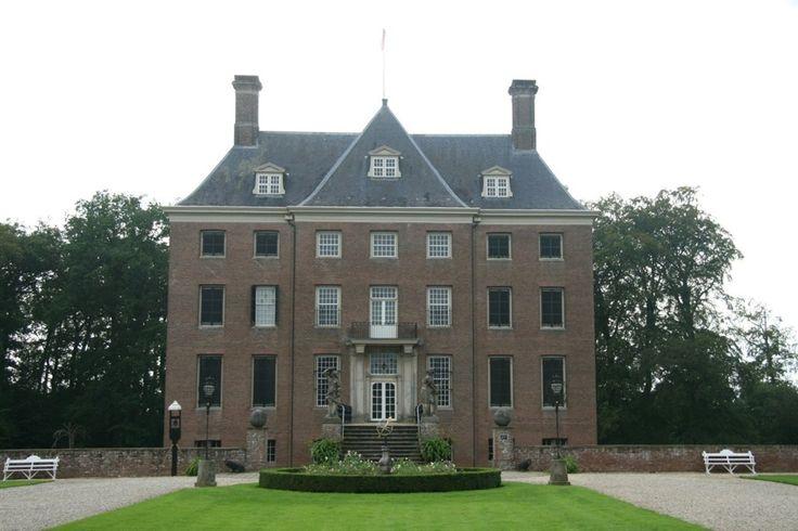 Kasteel Amerongen, built in 1973 for the owners Godard Adriaan van Reede and his wife Margaretha Turnor