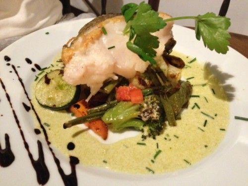 le gabin paris #fish #recipe